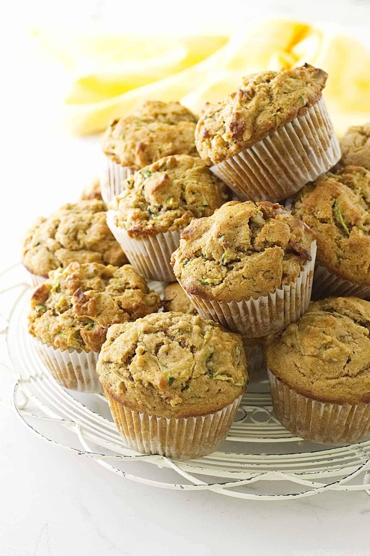 kamut zucchini muffins savor the best