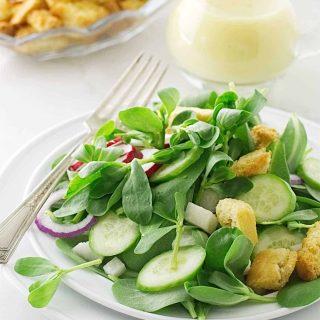 Purslane Salad