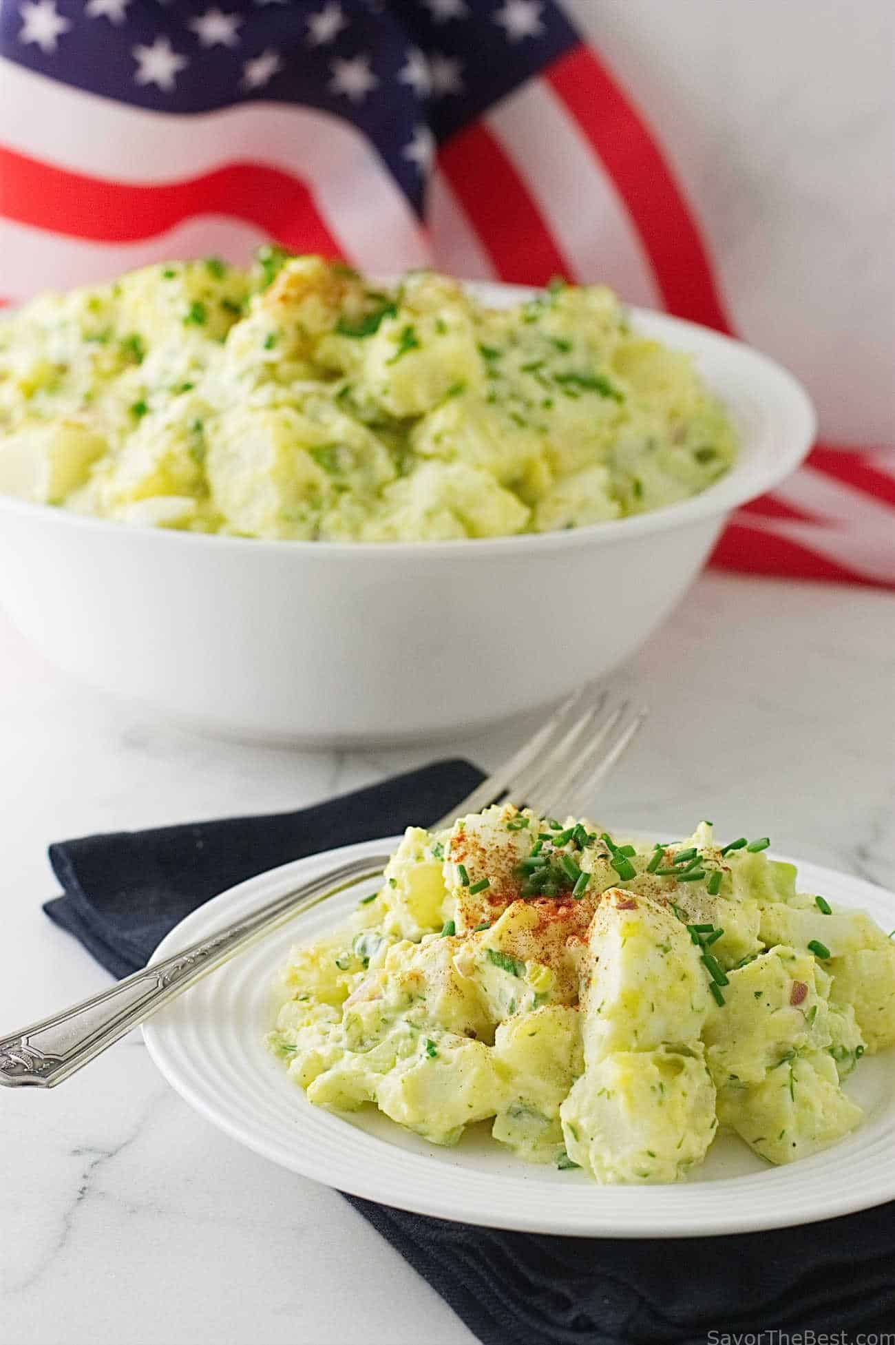 Picnic Potato Salad