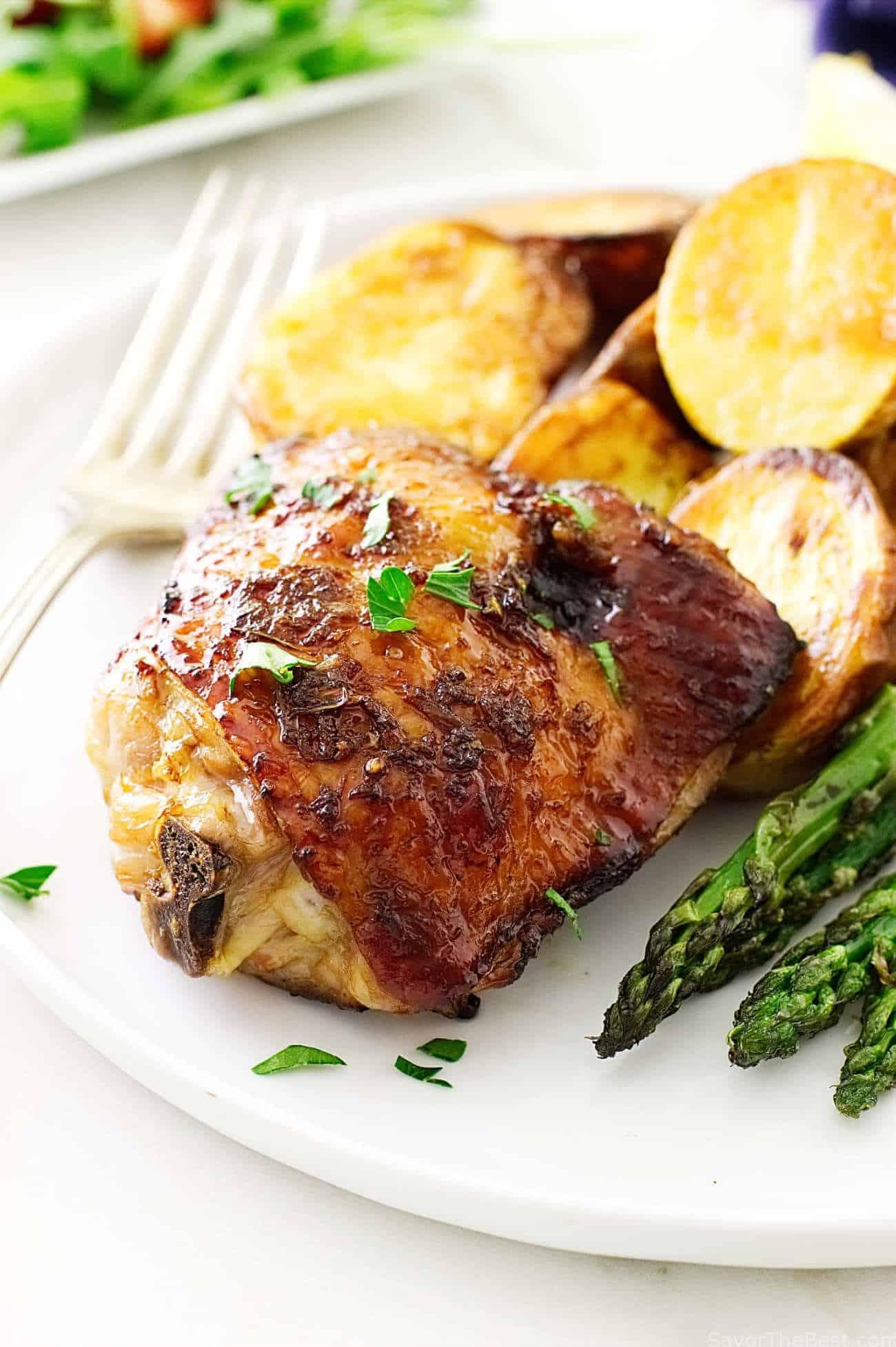 Sheet Pan Chicken Dinner