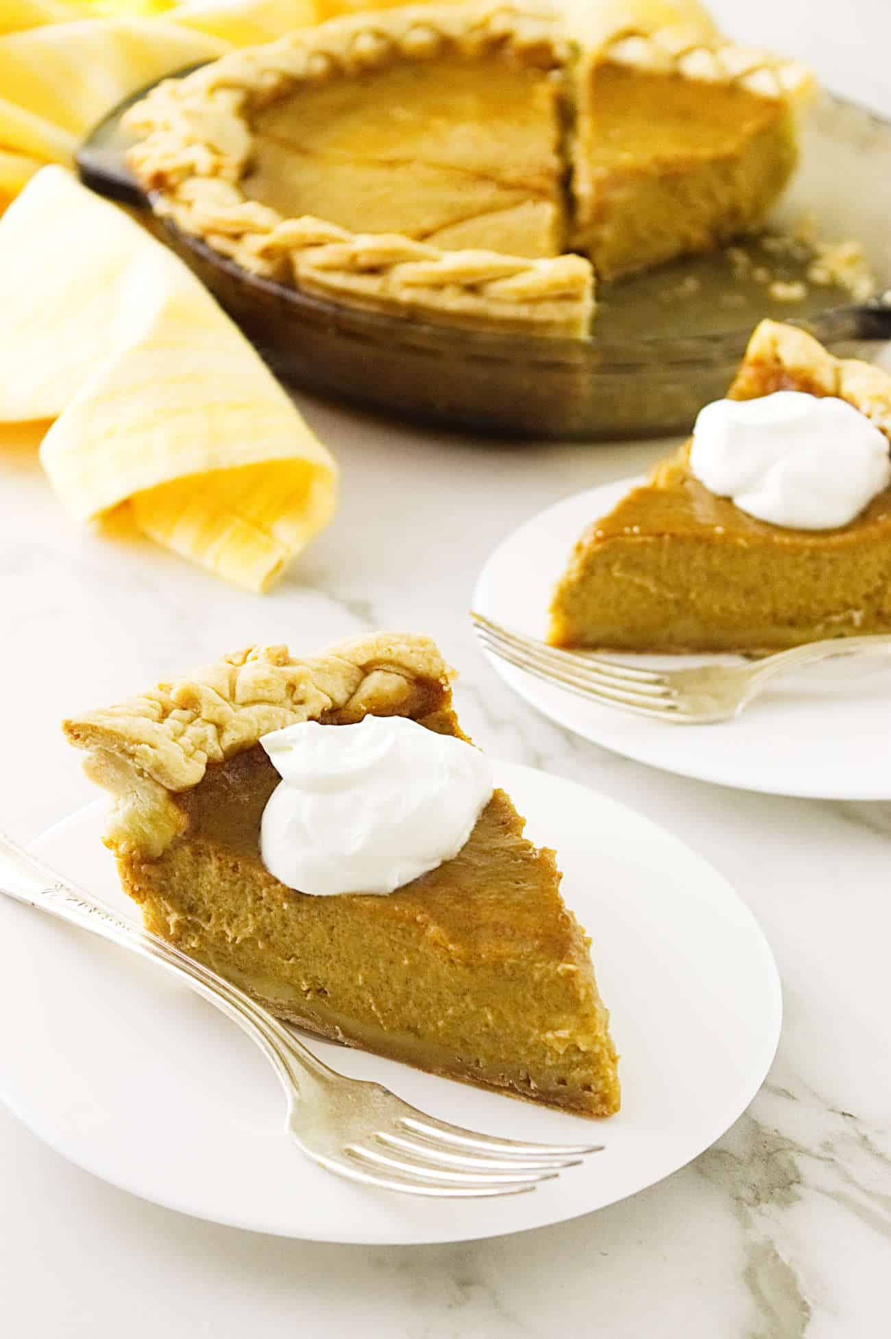 Copycat Costco Pumpkin Pie - Savor the Best