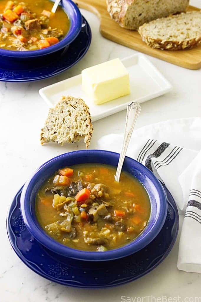 Turkey Vegetable Farro Soup_1821