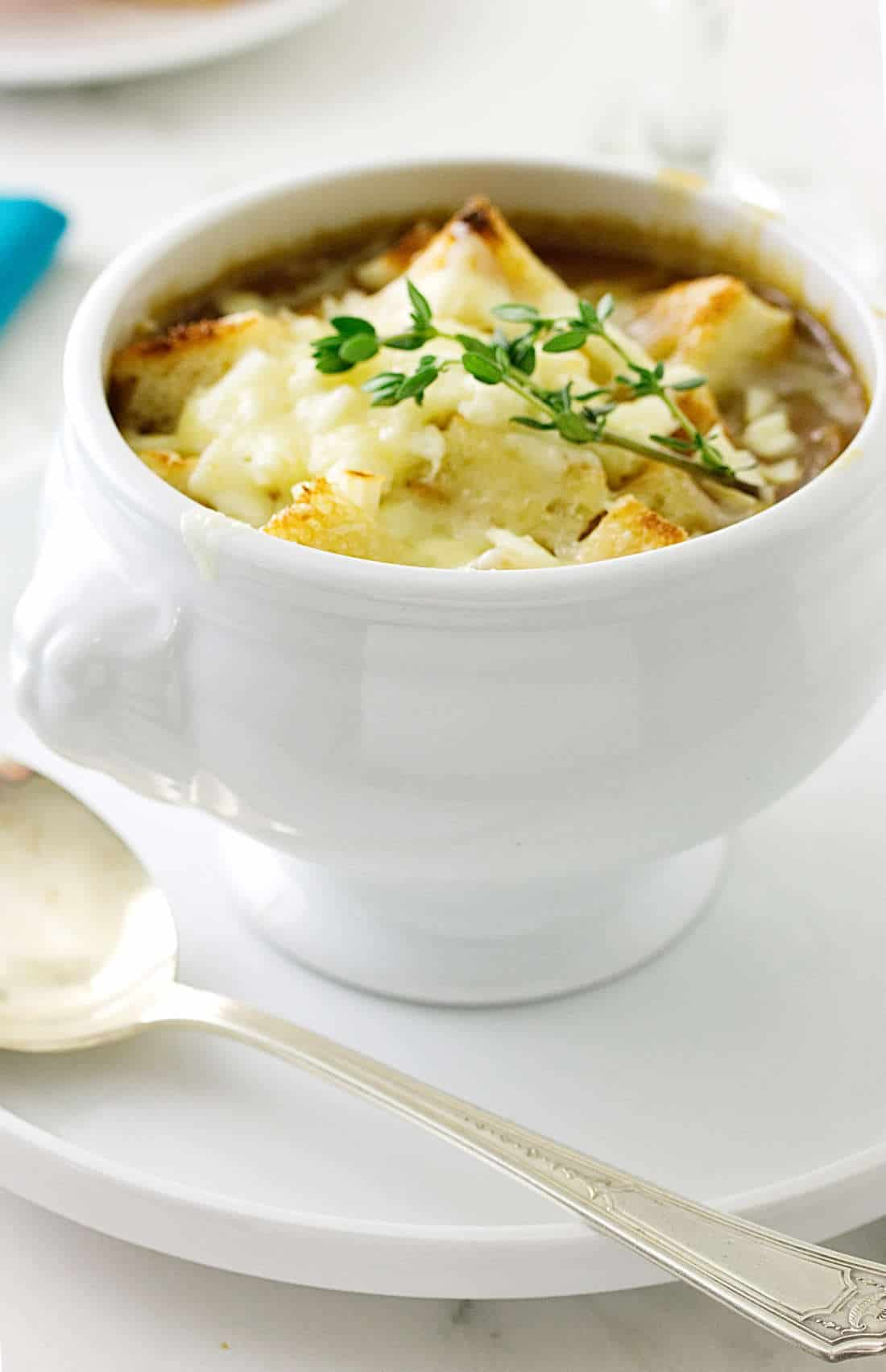 French Onion Soup - Savor the Best