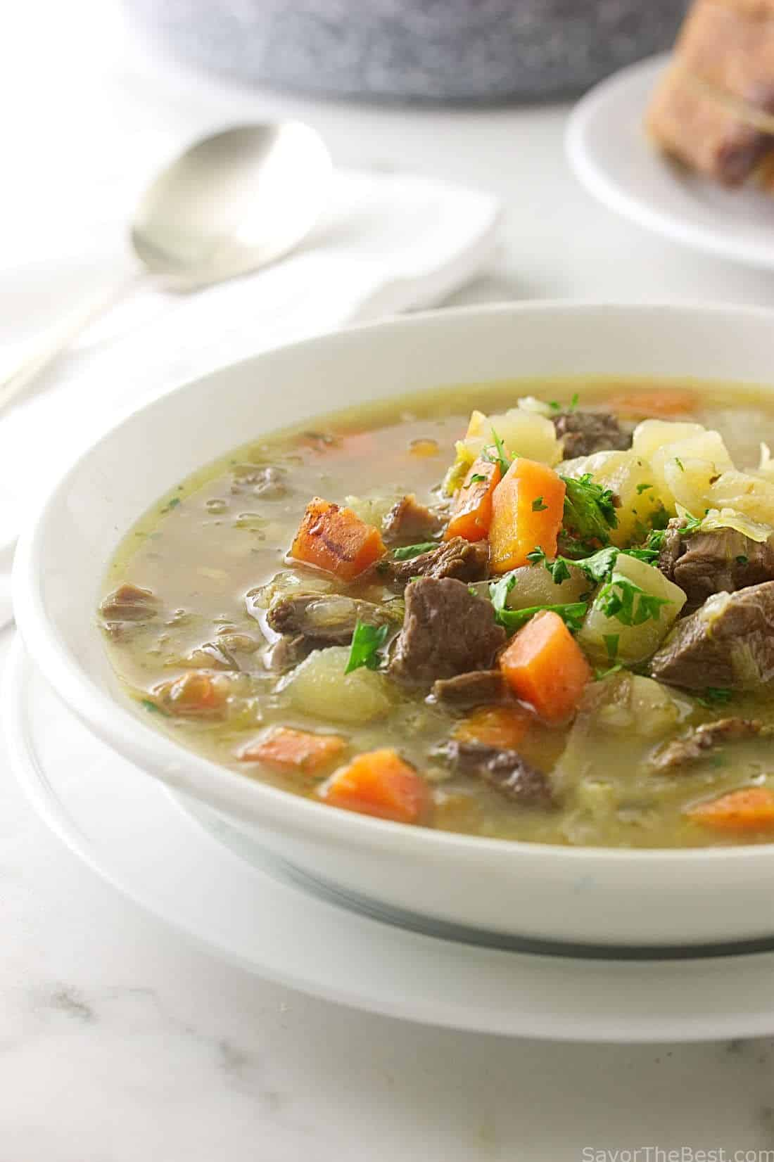 Scotch Broth Savor The Best