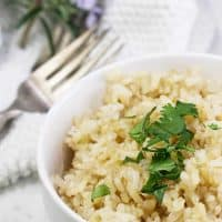 How to Cook Sprouted Brown Rice in a Rice Cooker