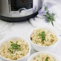 How to Cook Sprouted Brown Rice in a Pressure Cooker