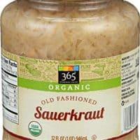 365 Everyday Value, Organic Sauerkraut, 32 Ounce