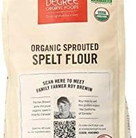 One Degree Organics Organic Sprouted Spelt Flour, 32 oz