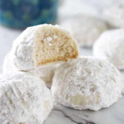 Mexican Tea Cookies