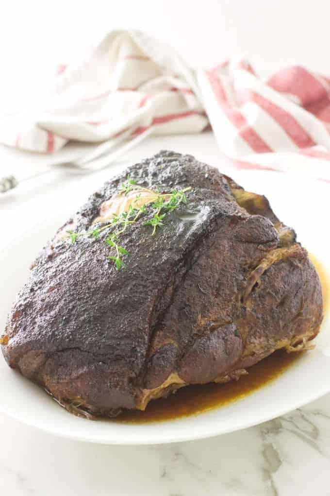 Slow-Roasted Pork Shoulder