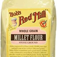 BOBS RED MILL FLOUR GF MILLET