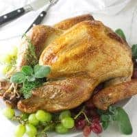 Brine Roasted Turkey
