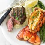Better Than Outback Grilled Steak and Lobster Dinner