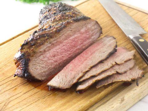 Beef Loin Tri Tip Roast Recipe