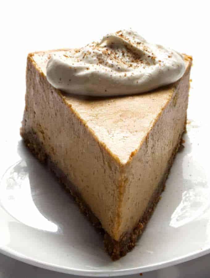 Spiced Pumpkin Cheesecake Savor The Best