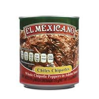 El Mexicano Chipotle Peppers 7.5 oz
