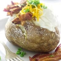 Best Baked Potato