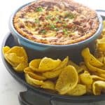Smoky Bacon Bean Dip
