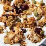 Ancient Grains Apple Cranberry Granola