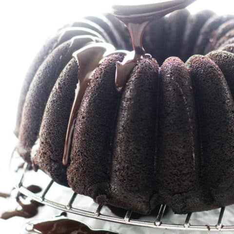 Gluten-Free Chocolate Bundt Cake