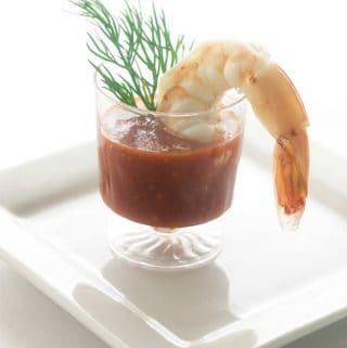 Shrimp Cocktail Appetizers