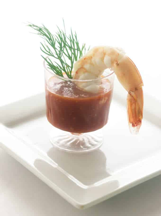 Shrimp Cocktail Appetizers