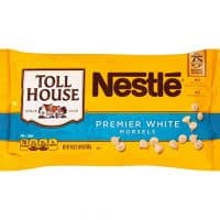 NESTLE TOLL HOUSE Premier White Morsels 24 oz. Bag