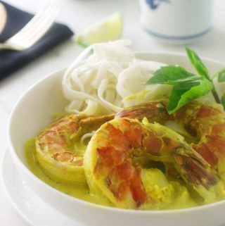 Tiger Prawn Yellow Curry