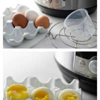 Hard-Boiled Eggs Instant Pot Style