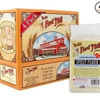 Bob's Red Mill Spelt Flour, 24 Oz (4 Pack)
