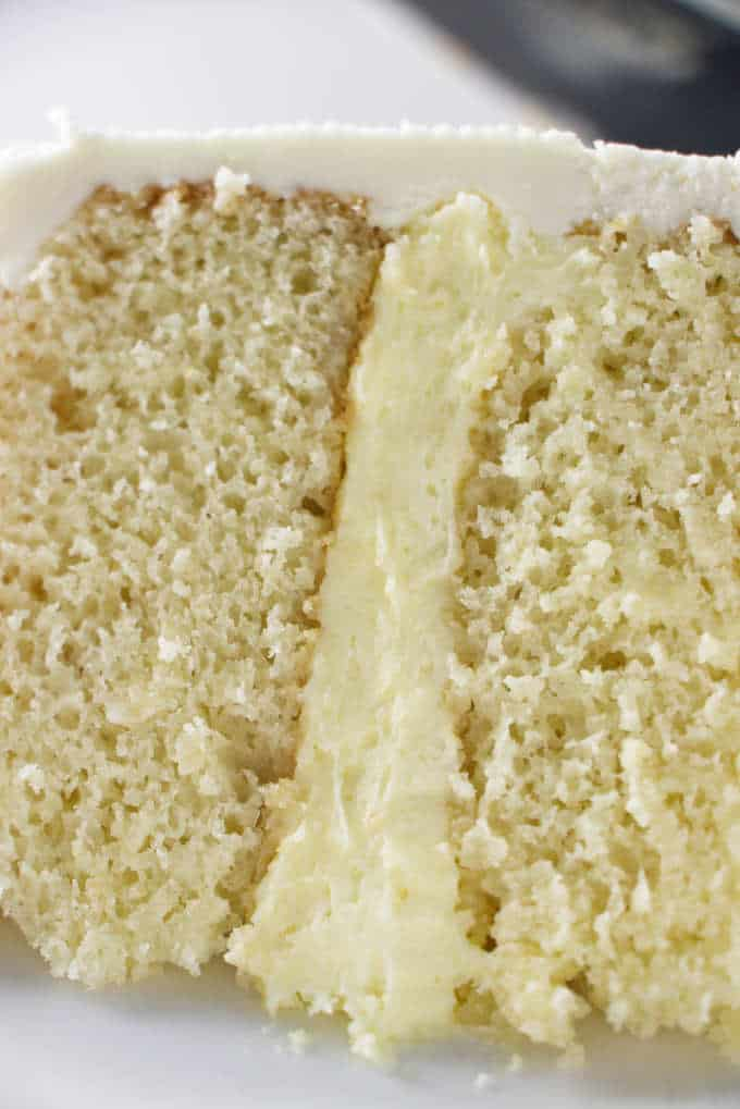 Sensational Easy Vanilla Cake Filling Savor The Best Funny Birthday Cards Online Inifodamsfinfo