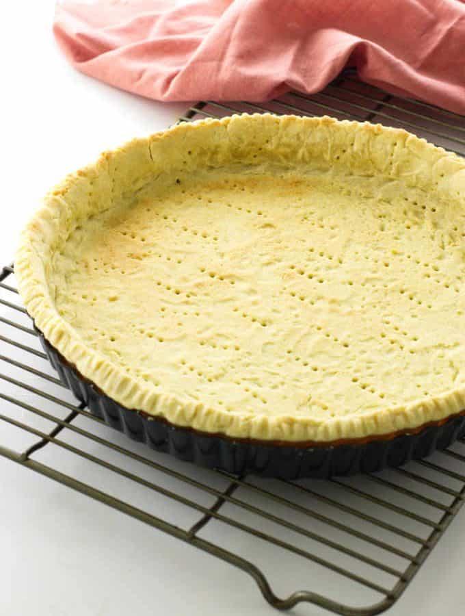 Easy Shortbread Pastry