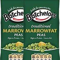 Batcherlors Traditional Marrowfat Peas (2 x 200g pack)