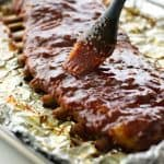 Korean-Style Pork Ribs