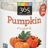 365 Everyday Value, Pumpkin Puree, 15 oz