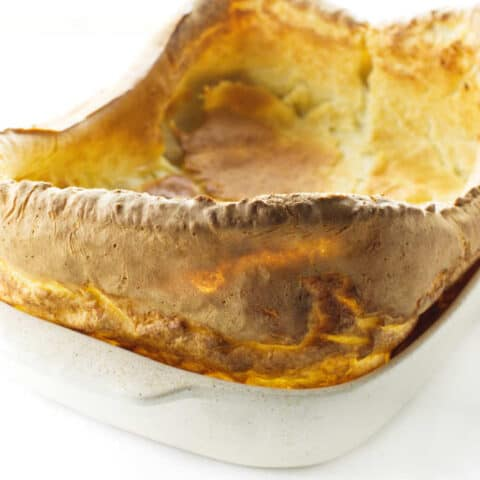 Baked Yorkshire Pudding