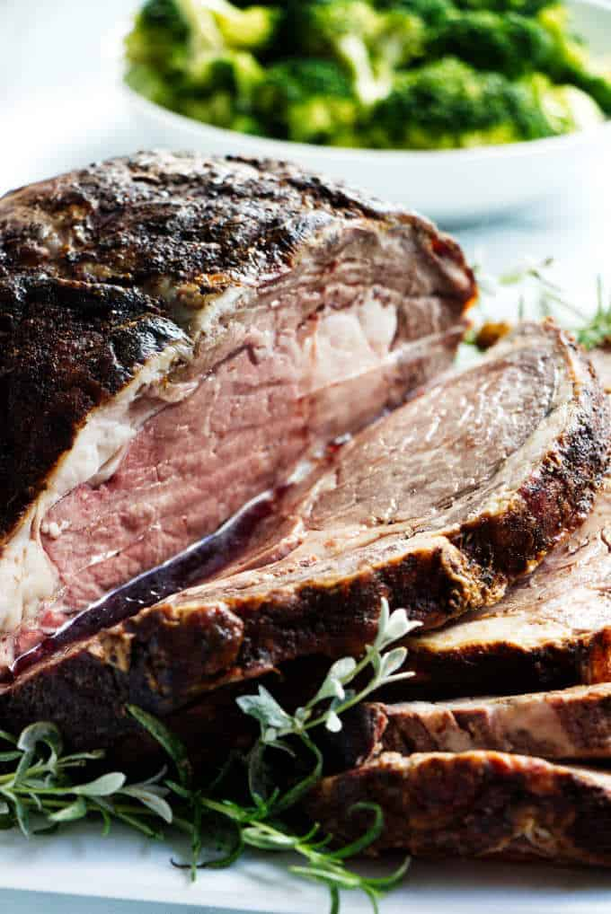 Smoked Prime Rib With Dry Rub Recipe And Video Savor The Best