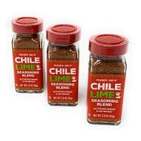 Trader Joe's Chile Lime Seasoning Blend, 2.9 oz (Pack of 3)