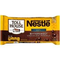 Toll House 62% Cacao Bittersweet Morsels, 10 Ounce