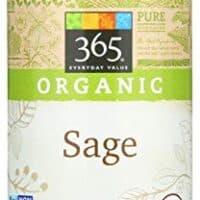 365 Everyday Value, Organic Sage, 1.23 oz