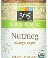 365 Everyday Value, Organic Ground Nutmeg, 1.87 oz