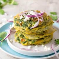 Tortitas de Berro: Easy Recipe for Guatemalan Watercress Omelettes