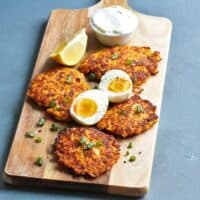 Sweet Potato Rosti (Hash Browns) Recipe