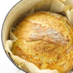 Quick No Knead Dutch Oven Bread