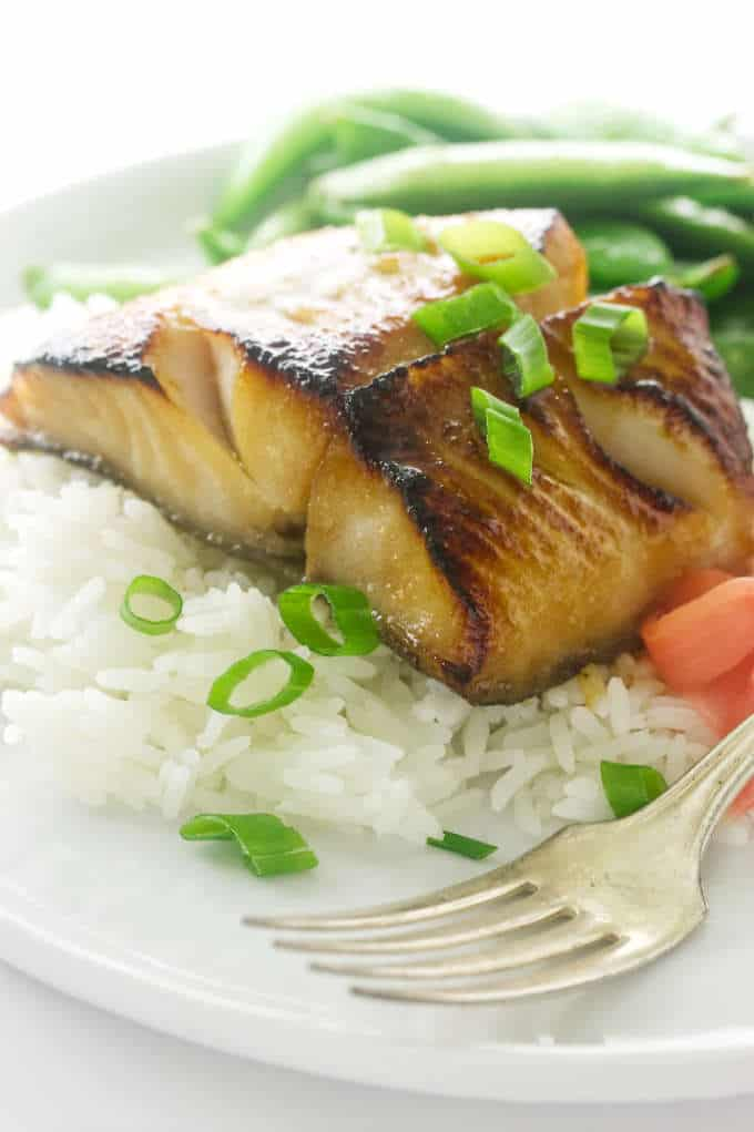 Miso Teriyaki Black Cod Savor The Best