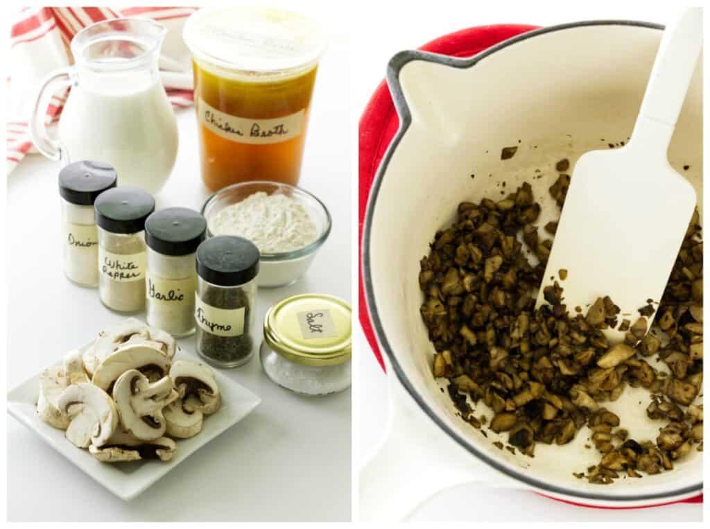 Homemade Condensed Cream of Mushroom Soup - Savor the Best